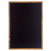 Rustic Thin Framed Wood Chalkboard